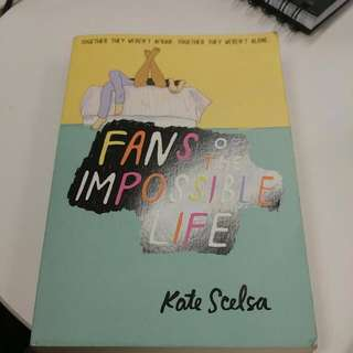 (Imported Novel) Fans of Impossible Life - Kate Scelsa