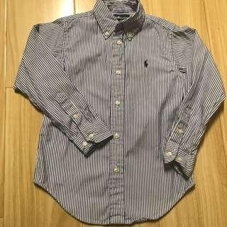 Polo Ralph Lauren Boys Shirt Size 5