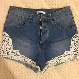 Valleygirl Shorts