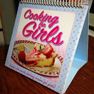 Cooking For Girls Cookbook