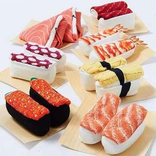 日本購入壽司造型襪