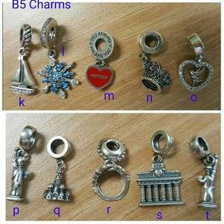 Pandora Charms -  OEM