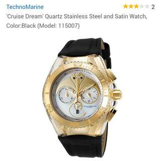 Repriced Authentic Technomarine Watch (bnew)