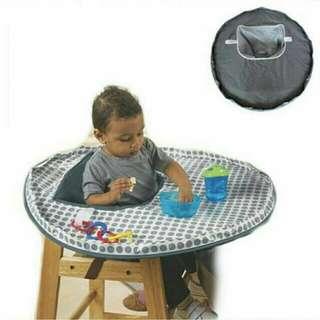 嬰兒餐桌墊/吃飯墊/圍巾