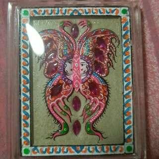 Butterfly Amulet Kruba Krissana SG Batch