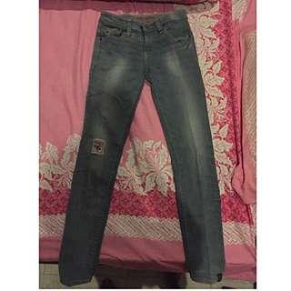 Skinny Jeans AKO (size S/XS)
