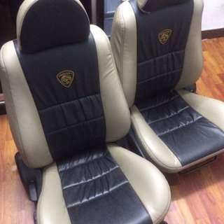 Satria Neo Campro Seat