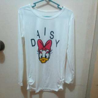 White Daisy Top