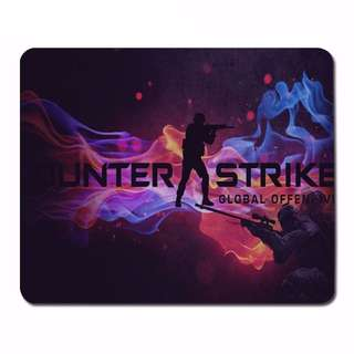 2 Styles Counter Strike Global Offensive Gaming Mouse Pad