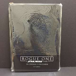 EXCLUSIVE Star Wars Rogue One Story Original Diary Exclusively From Maybank