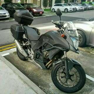 2013 Honda CB400X