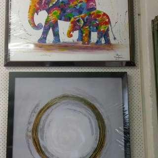 Elephant In Colour & Imagination
