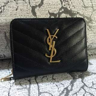 YSL Small Wallet