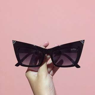 Local Brand Cat Eyes Sunglasses
