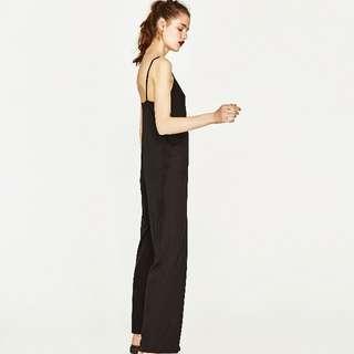 Black Zara Jumpsuit
