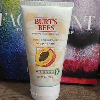 Repriced! Burt's Bees Exfoliator