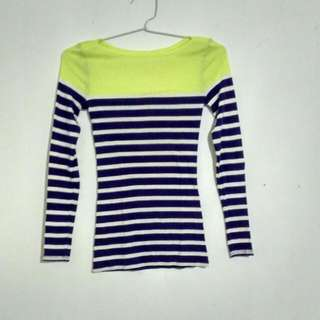 Old Navy Stripe Tee