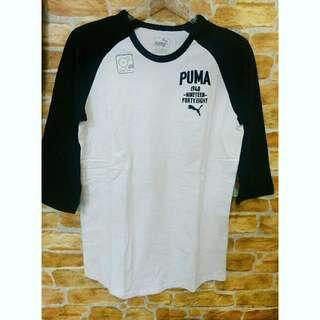 🚚 Puma 七分袖T恤