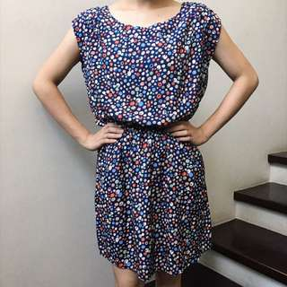 015 Polka Dot Dress