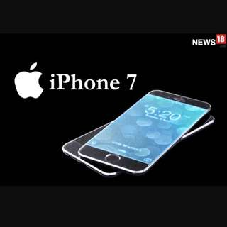 Iphone 7 Of Your Choice