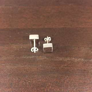 925 Sliver  Candy Earring