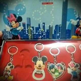 迪士尼米奇鎖匙扣
