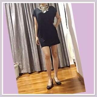 Black Dress Magnolia