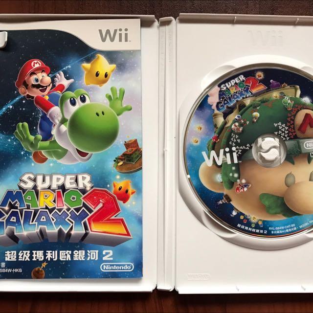 Wii瑪利歐 銀河瑪利歐2
