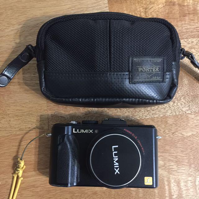 Panasonic Lumix DMC-LX5 數位相機-價可談