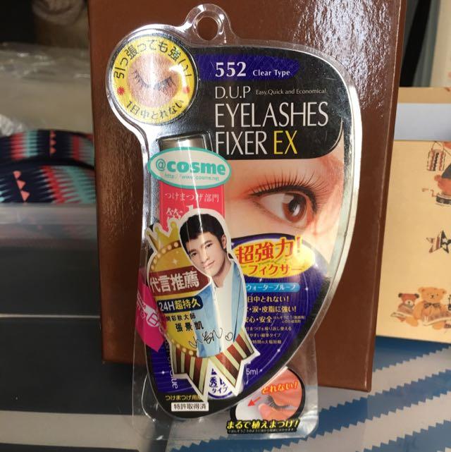 長效假睫毛膠水黏著劑(透明)