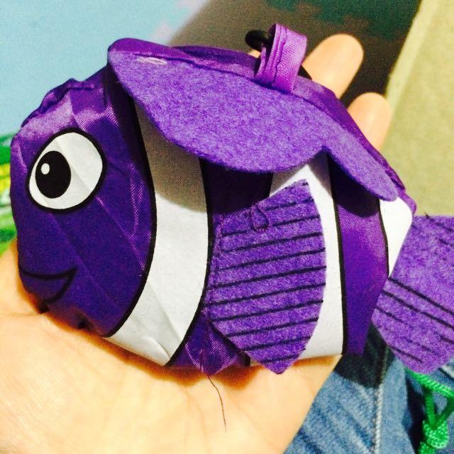 小魚環保袋