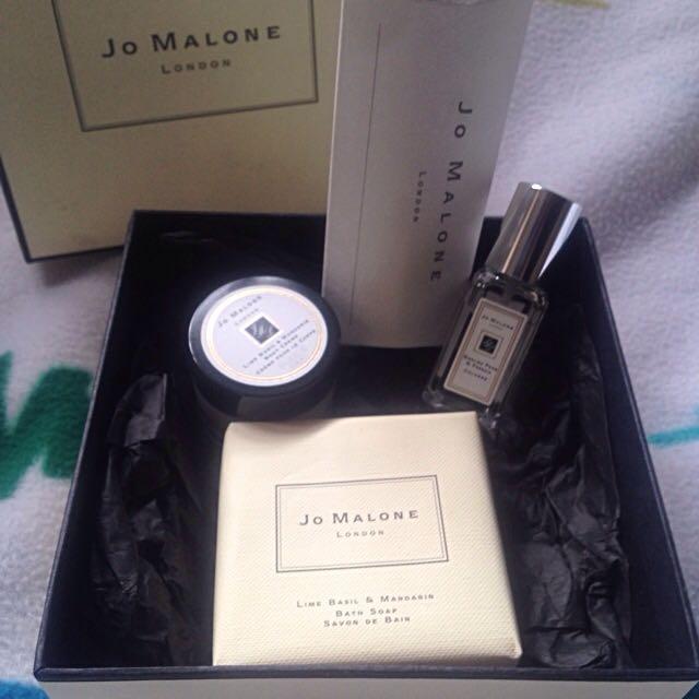 💯 Jo Malone Set
