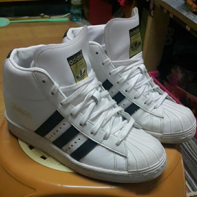 adidas金標增高鞋