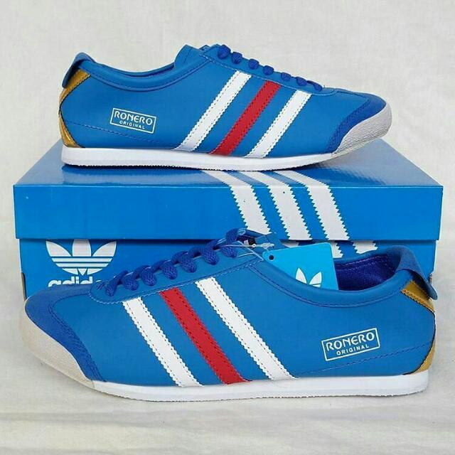 Adidas Ronero Blue France