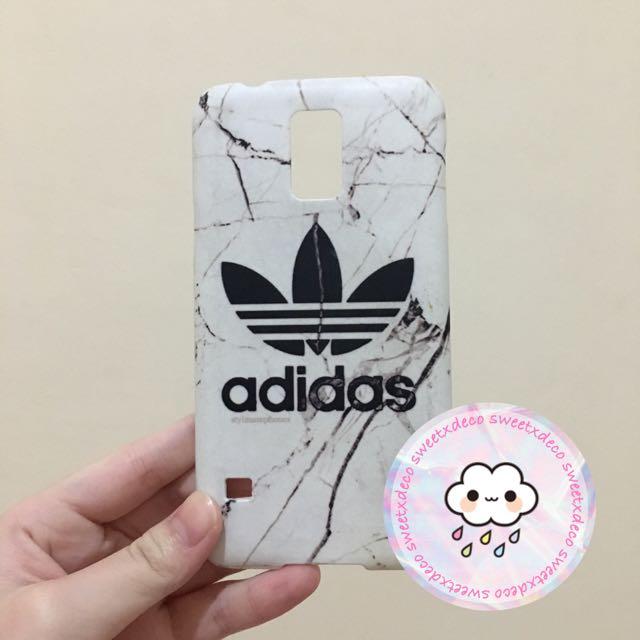 Adidas Samsung S5 Case 👌🏻💖