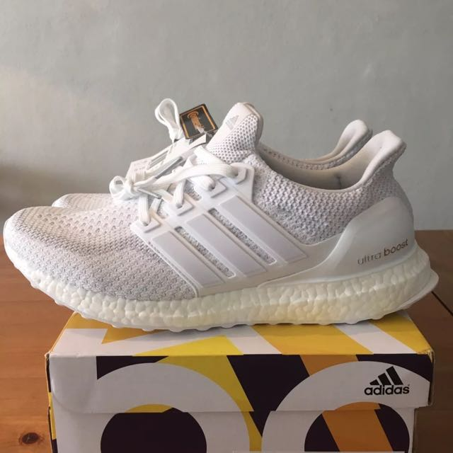 49066ddb40401 Adidas Ultra Boost 2.0 Triple Black   Triple White + More (All Sizes ...