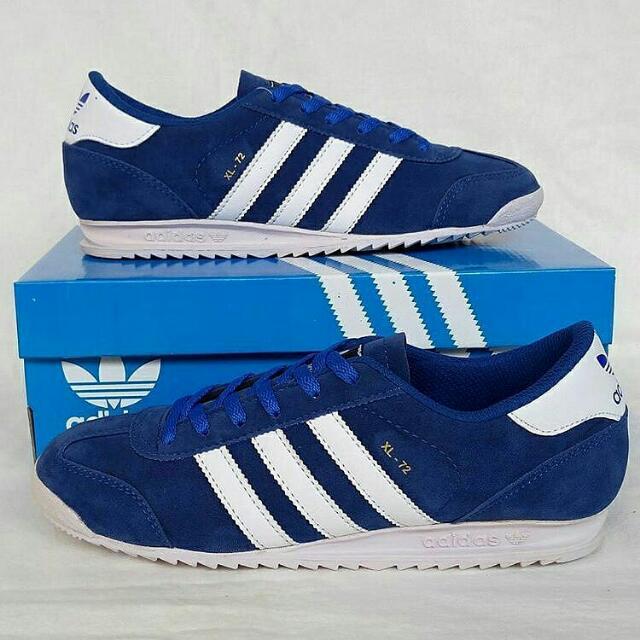 Adidas XL72 Blue