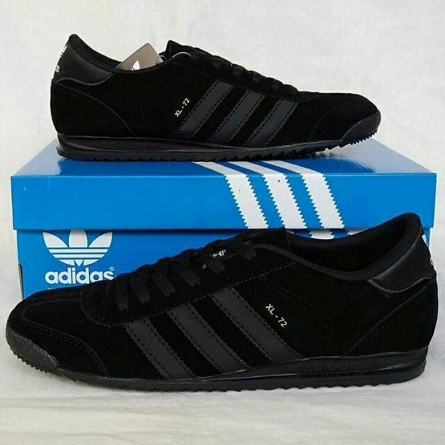 Adidas XL72 Total Black