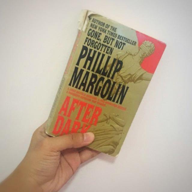 After dark- Philip Margolin