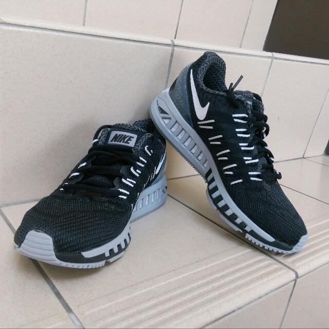 Nike Air Zoom Odyssey 黑 跑鞋