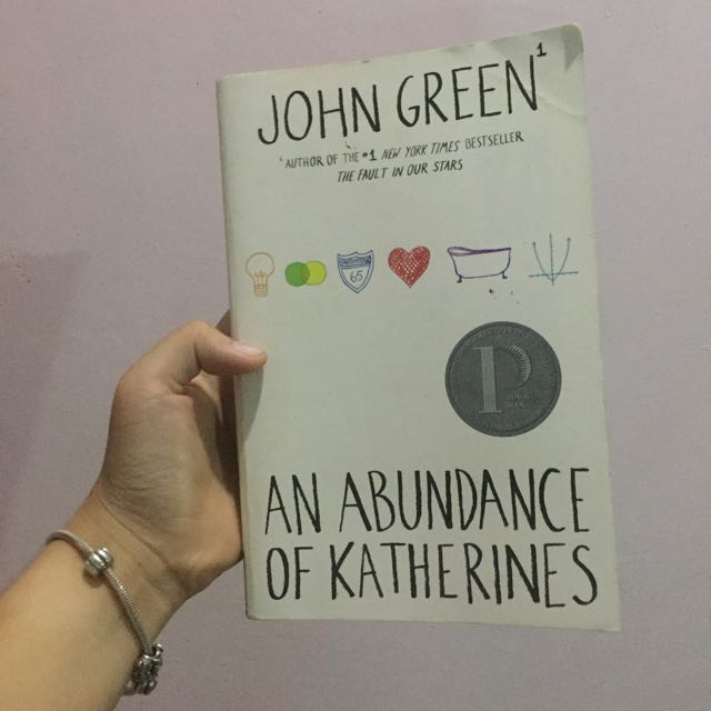 An Abundance Of Katherines — John Green