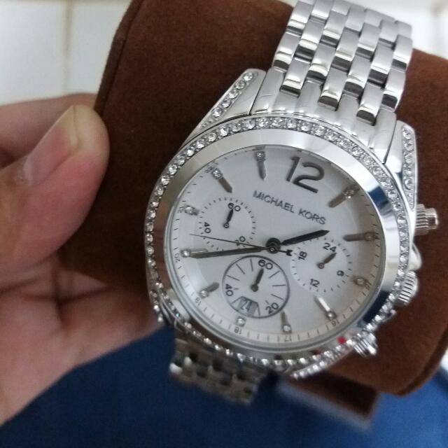 Repriced!!! Authentic MK Chronograph WATCH