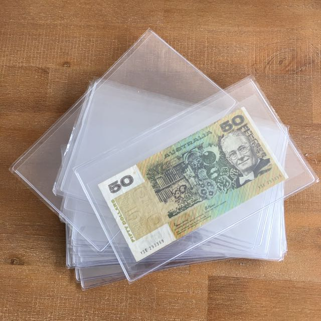 Banknote Hard cover