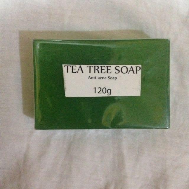 BeauSkin   Tea Tree Soap