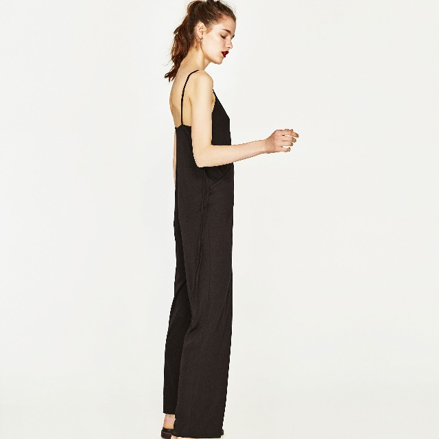 Black Zara Jumpsuit