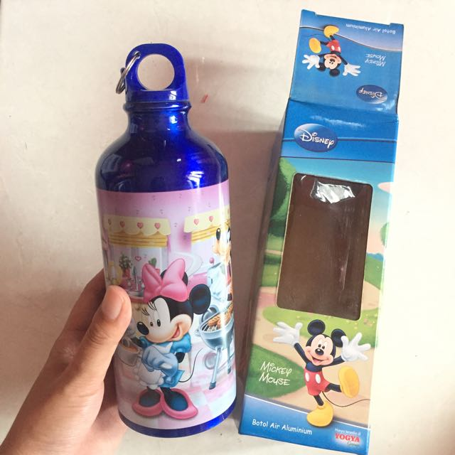 Botol Minum Mickey Mouse
