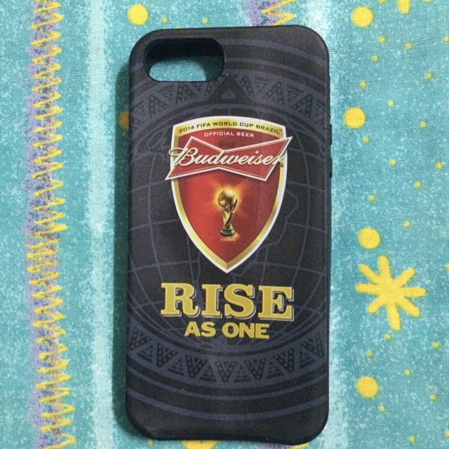 Budweiser 2014 Fifa World Cup Iphone Case