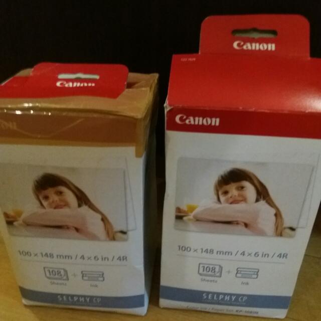 Canon Paper KP 108