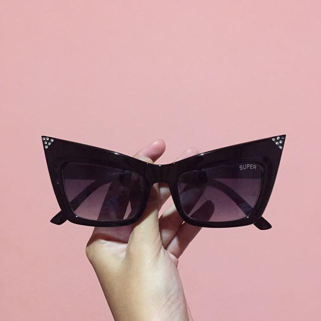 Local Brand Cat Eyes Sunglasses