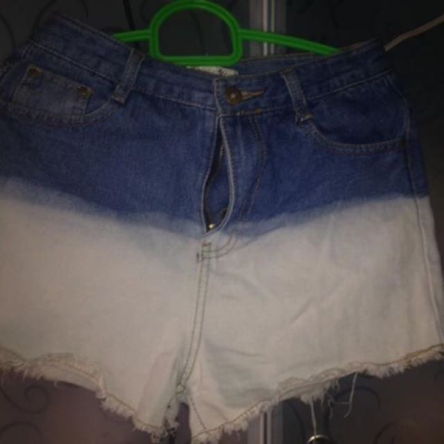 Denim Short Size 32
